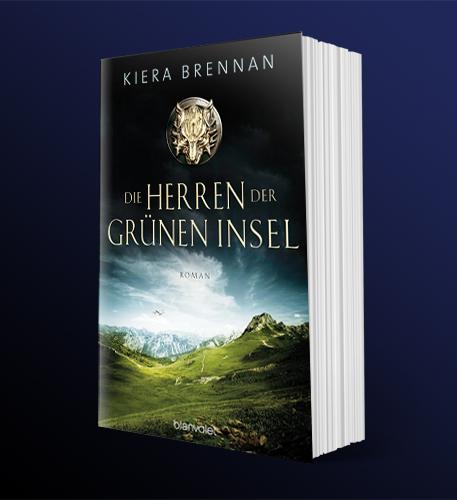 Kiera Brennan: Die Herren der Grünen Insel