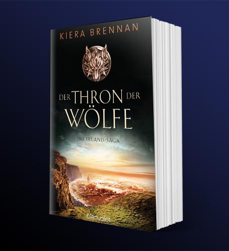 Kiera Brennan: Der Thron der Wölfe