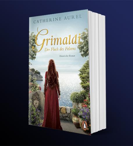 Catherine Aurel, Grimaldi – der Fluch des Felsens