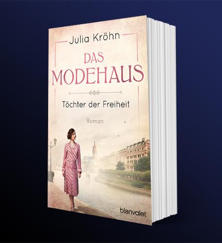 Julia Kröhn: Das Modehaus Cover