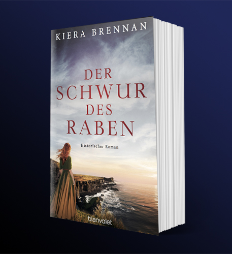 Cover brennan-schwur-des-raben