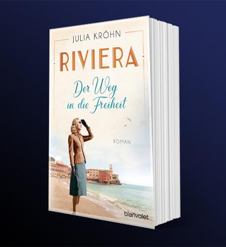 Riviera, Band 2: Der Weg in die Freiheit