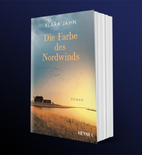 Cover Klara Jahn: Die Farbe des Nordwinds